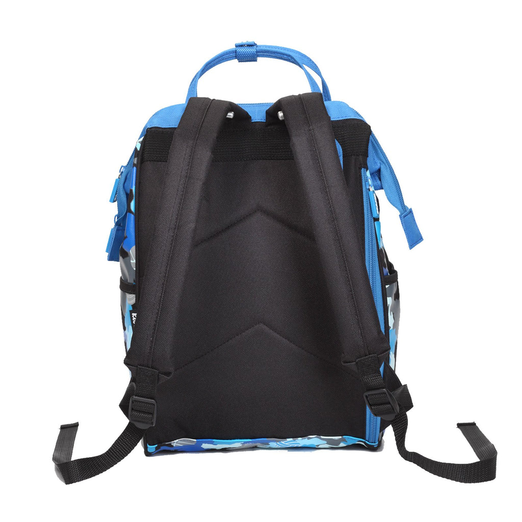 Smily Casual Backpack Blue