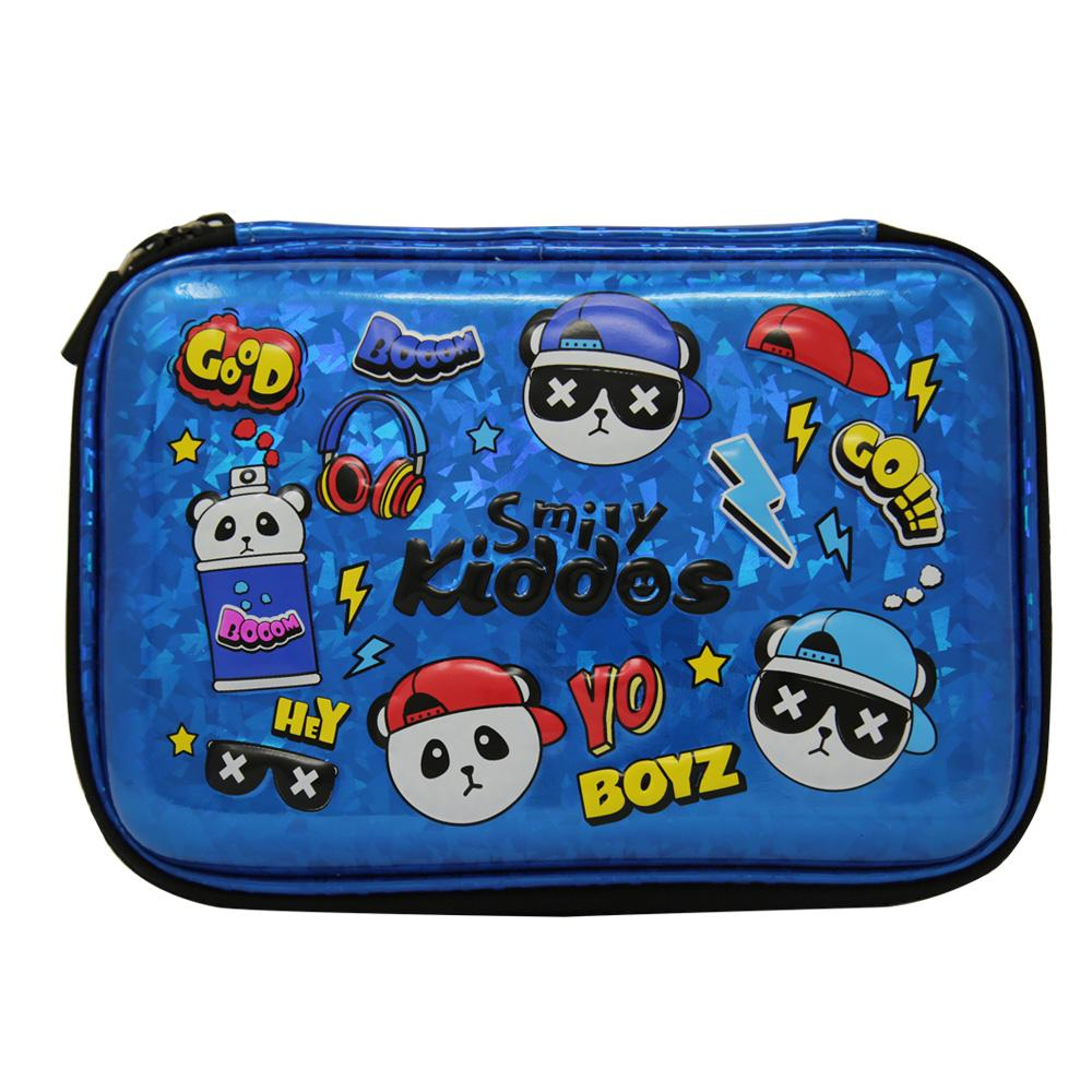 Smily Sparkle Pencil Case Hip Hop Panda Theme