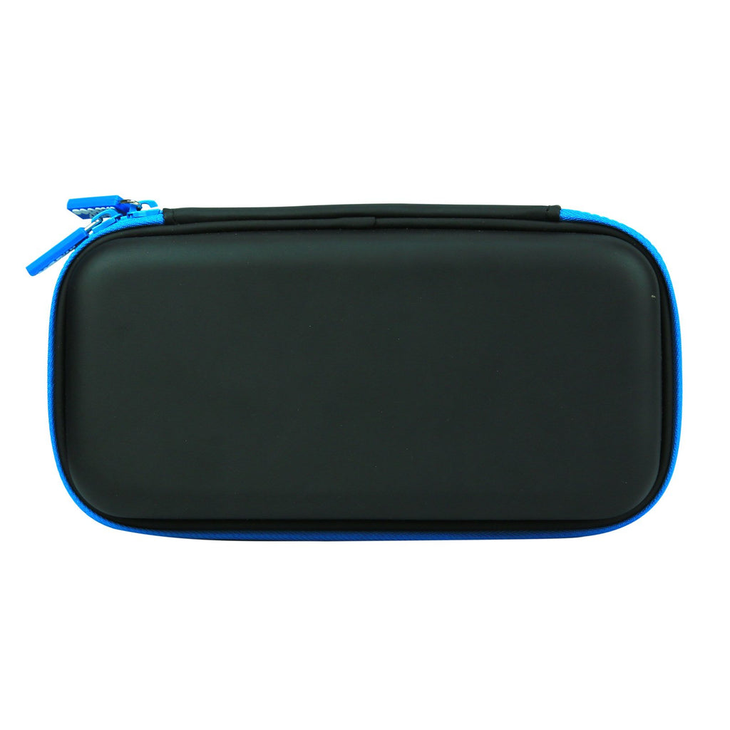 Smily Small Pencil Case Black