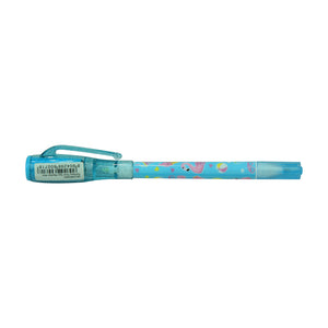 Fancy Duo Spy Marker Pen Light Blue