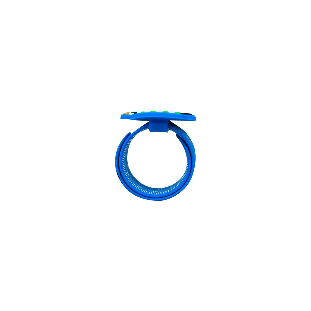 Fancy Scented Slapband Blue
