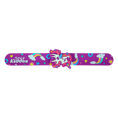 Image of Fancy Scented Slapband Purple