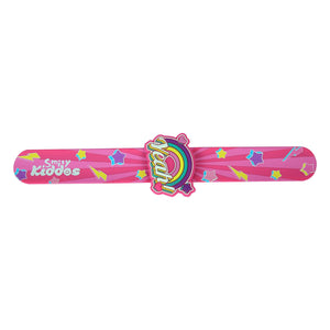 Fancy Scented Slapband Pink