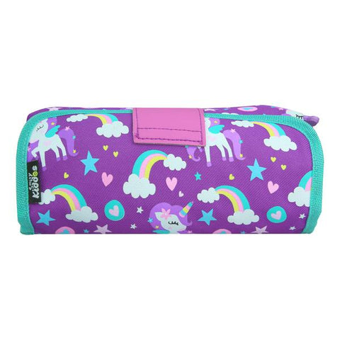 Rainbow Unicorn Theme Combo Pack (Backpack, Lunch Bag, Pencil Case )