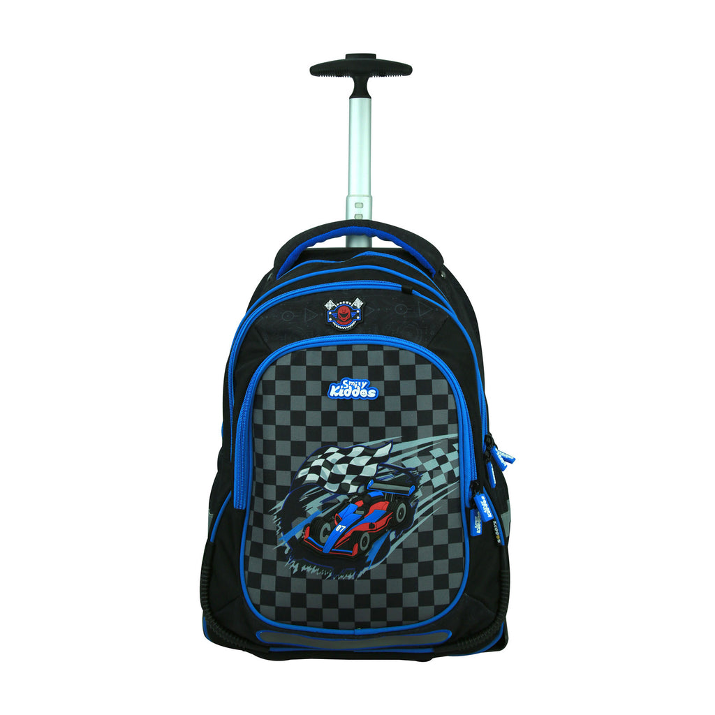 Fancy Trolley Bag Black