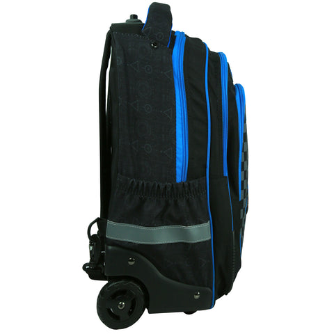 Image of Fancy Trolley Bag Black