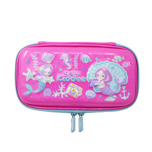 Fancy Mermaid Small Pencil Case Pink
