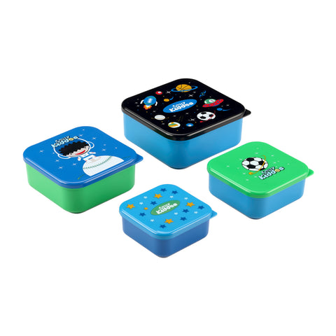 Smily Multi Purpose Container Blue