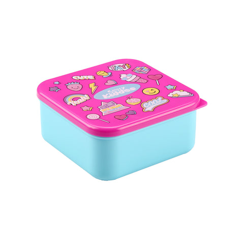 Smily Multi Purpose Container Pink
