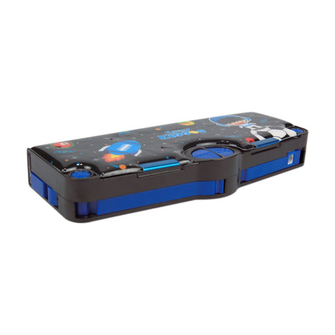 Image of Smily Pop Pencil Box Black