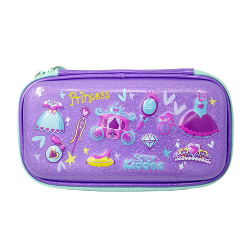 Image of Princess Small Pencil Case Purple