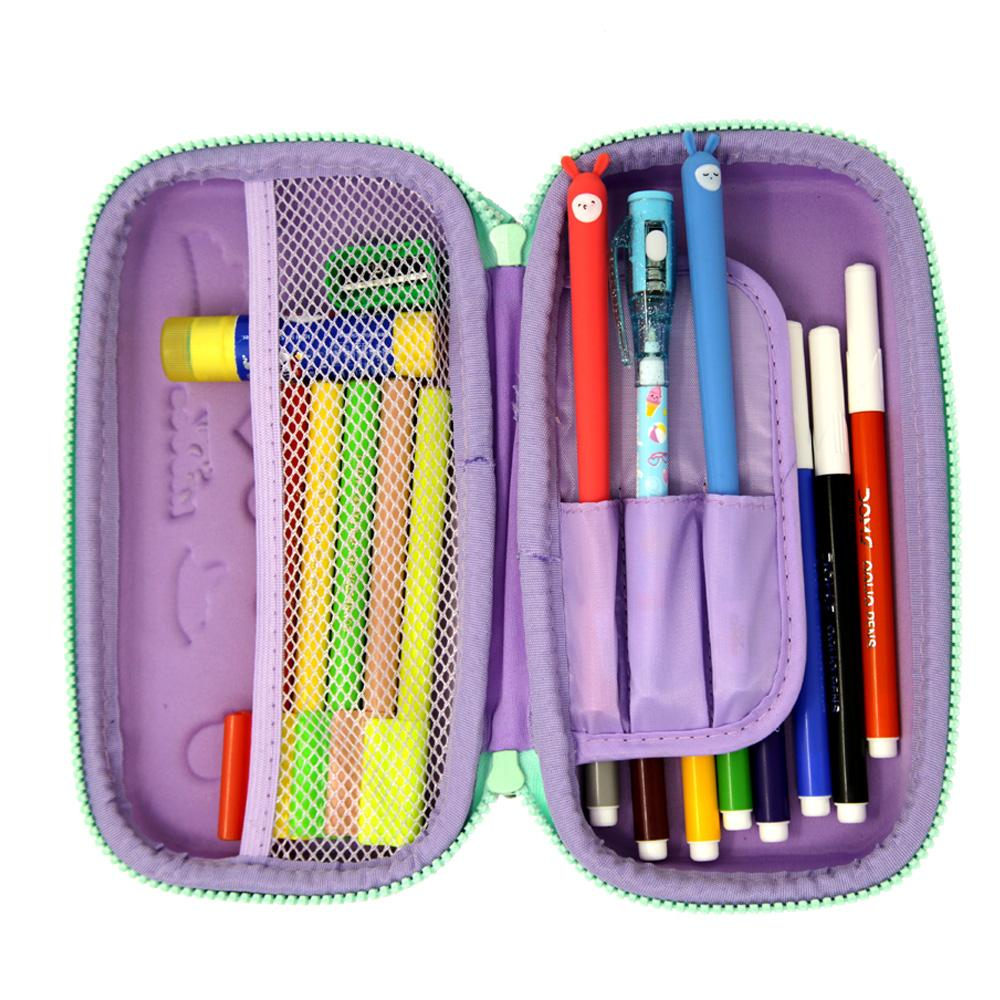 Princess Small Pencil Case Purple