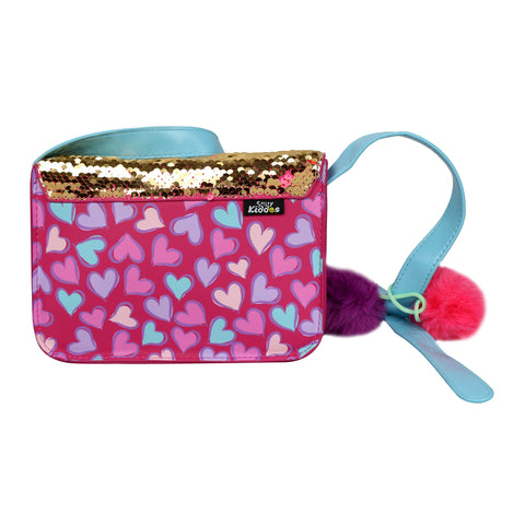 Smily Bling Shoulder Bag