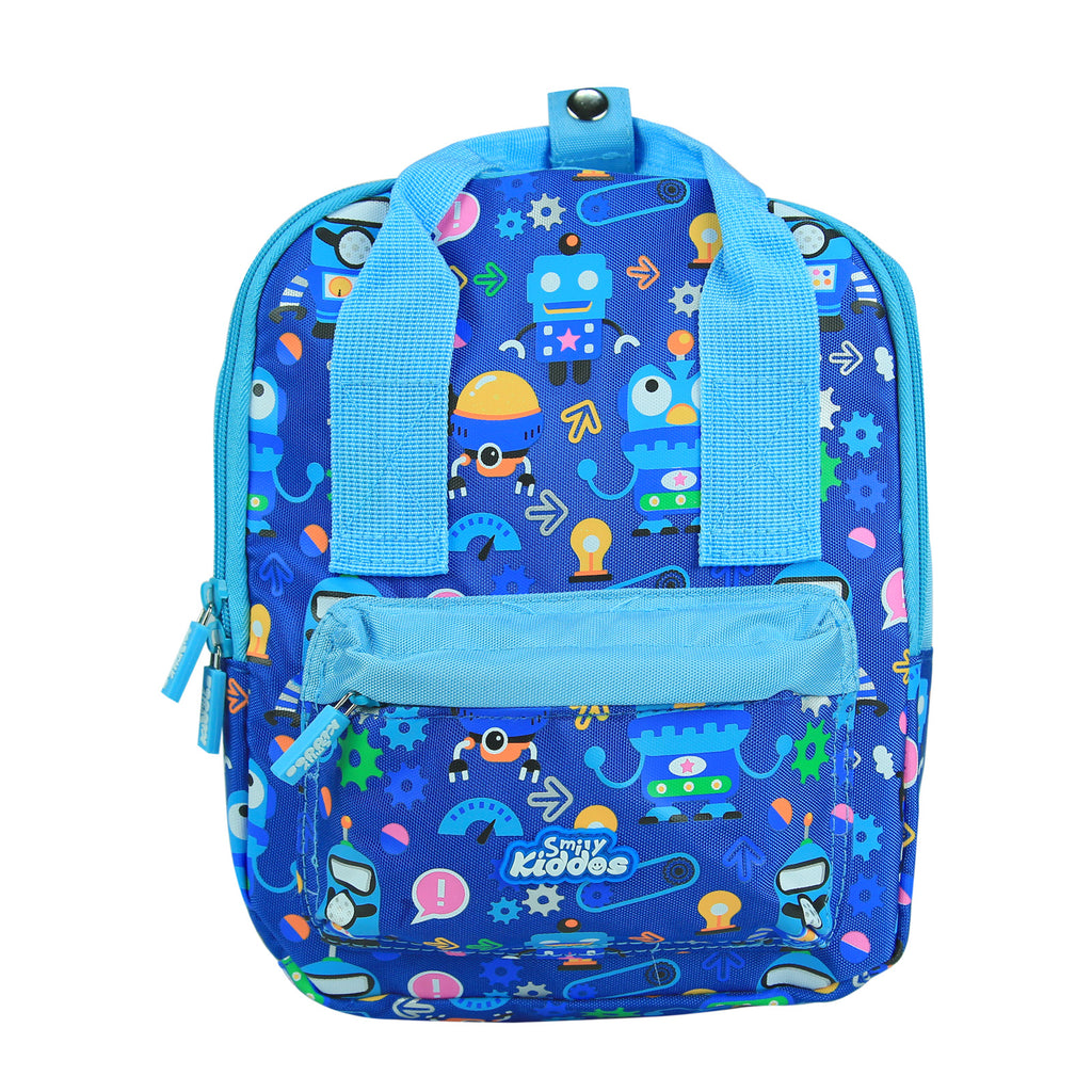 Smily Handy Junior Backpack Blue