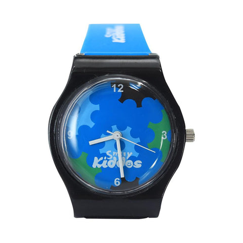 Image of Smily Kids Watch Black