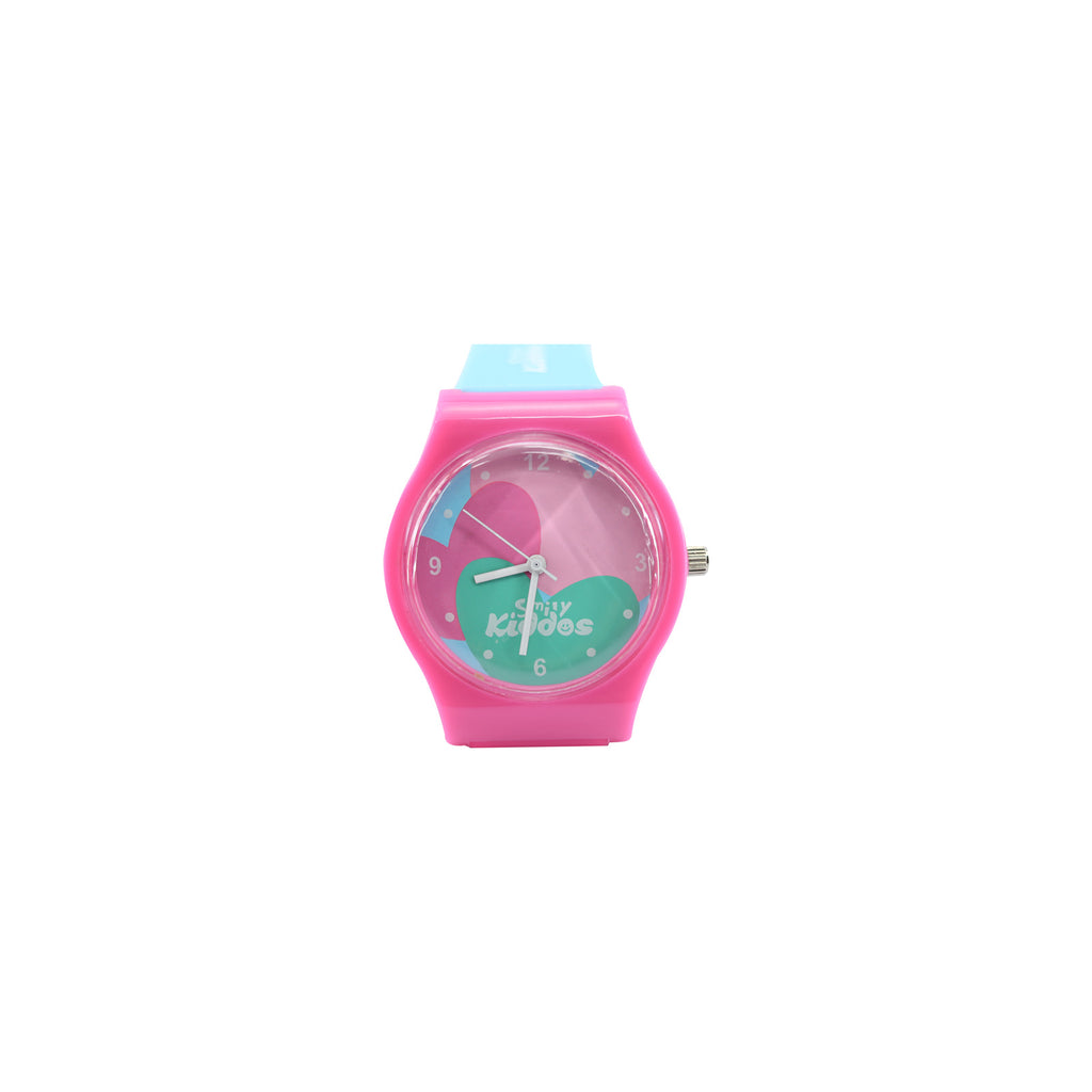 Smily Kids Watch Pink