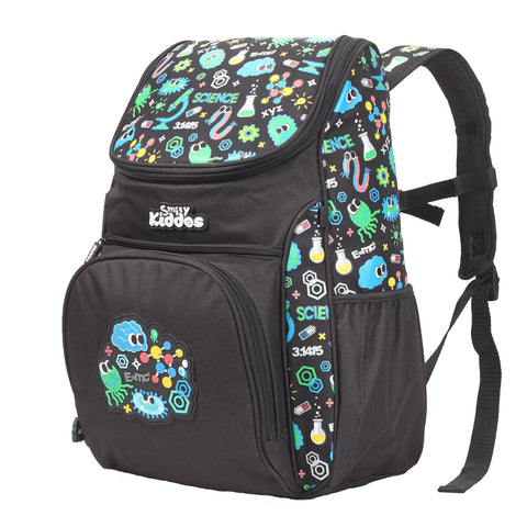 Image of Smily U Shape Backpack Black