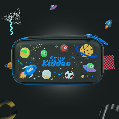 Image of Space Theme Combo Pack ( Backpack, Lunch Bag, Pencil Case, Water Bottle )