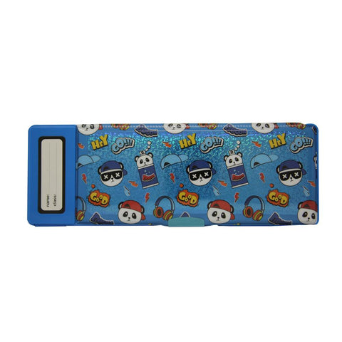 Image of Fancy Pop Pencil Case Hip Hop Panda Theme
