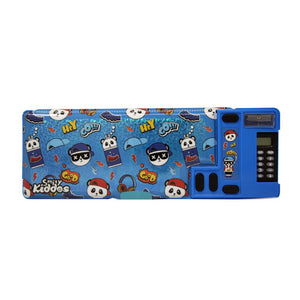 Fancy Pop Pencil Case Hip Hop Panda Theme