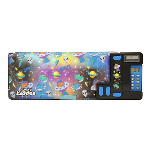 Image of Fancy Pop Pencil Case UFO Theme