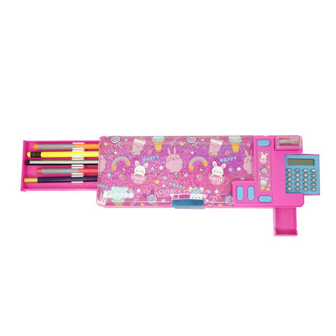 Fancy Pop Pencil Case Bunny Theme