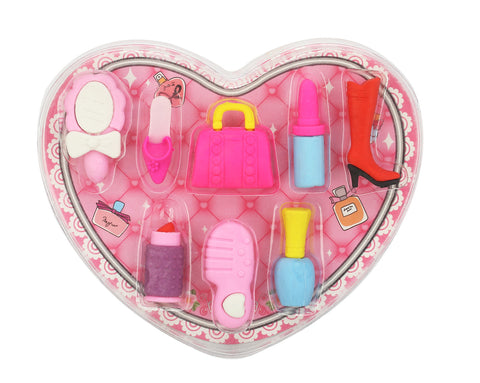 Image of Fancy Cosmetic Eraser Set
