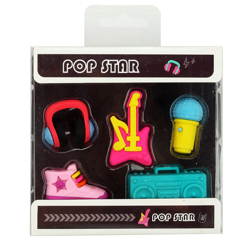 Image of Fancy Eraser Set