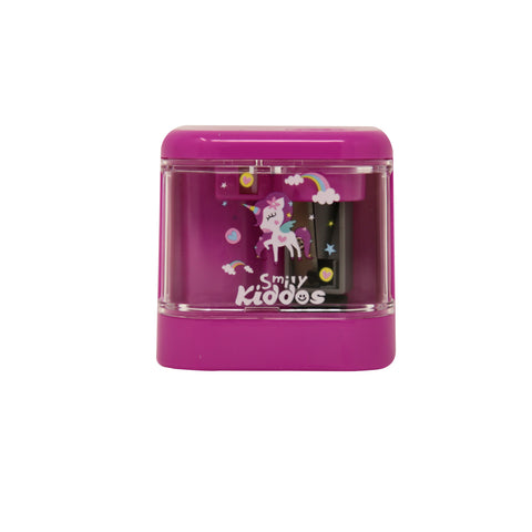 Image of Smily Mini Electric Sharpener Purple