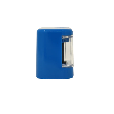 Smily Mini Electric Sharpener Blue