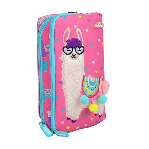 Image of Smily Dido Pencil Case Pink