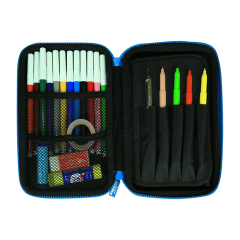 Image of Smily  Scented Hardtop  Pencil Box Black