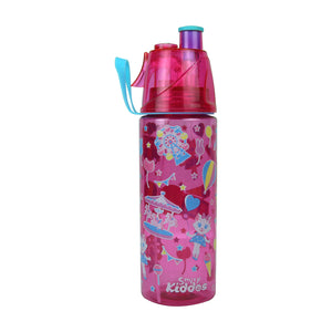 Smily Kiddos Sports Drink Bottle Pink - 550 ml