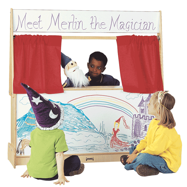 Imagination Station - Write-N-Wipe Theatre