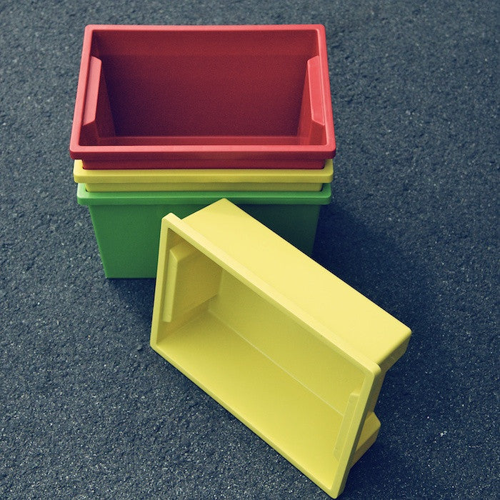 Tuffy Tall Bins and Short Trays