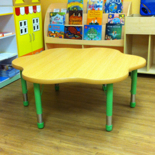 Flower 6 Activity Table