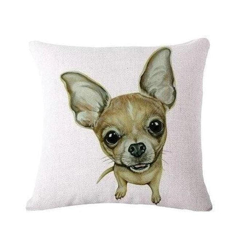 coussin chihuahua