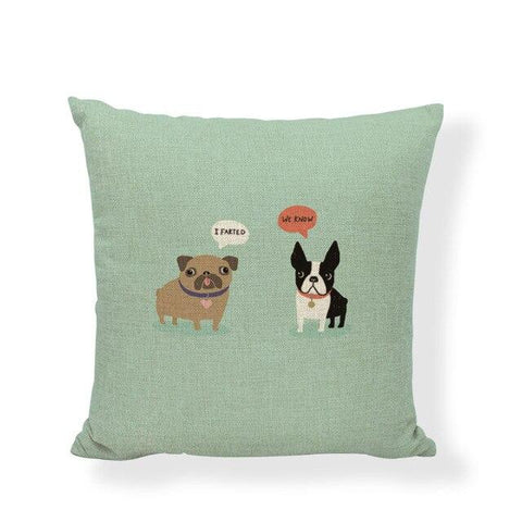 coussin boston terrier carlin