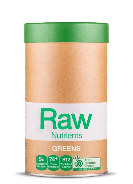 Amazonia Raw Prebiotics Greens Supplement Oborne Health Supplies