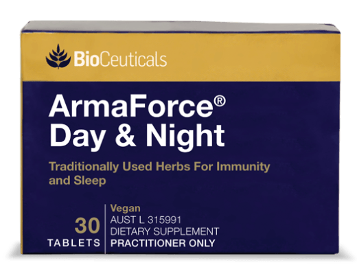 Bioceuticals ArmaForce Day & Night Supplement Bioceuticals Pty Ltd