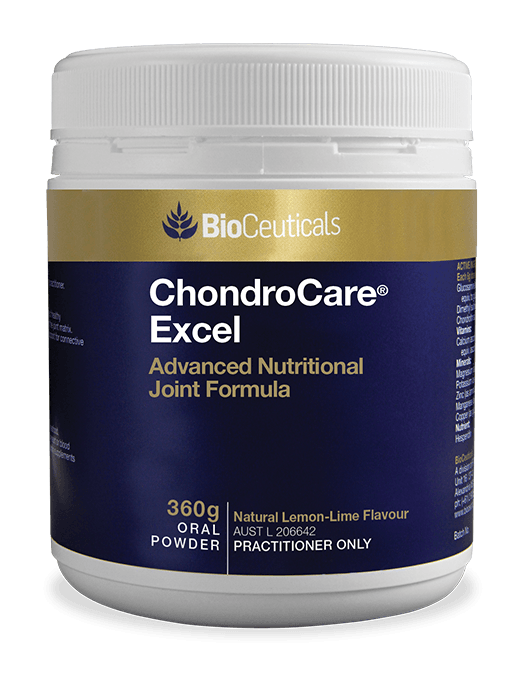 Bioceuticals Chondrocare Excel Supplement Bioceuticals Pty Ltd