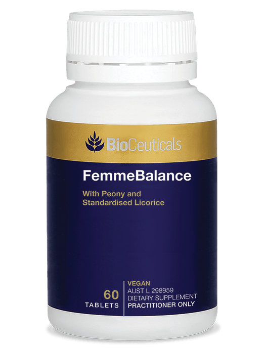 Bioceuticals FemmeBalance Supplement Bioceuticals Pty Ltd
