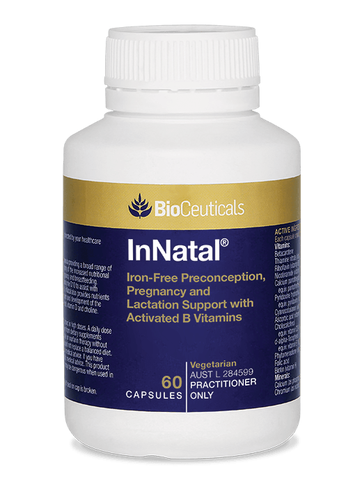 Bioceuticals InNatal Supplement Bioceuticals Pty Ltd