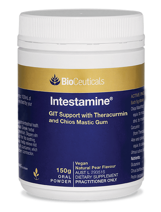Bioceuticals Intestamine Supplement Bioceuticals Pty Ltd