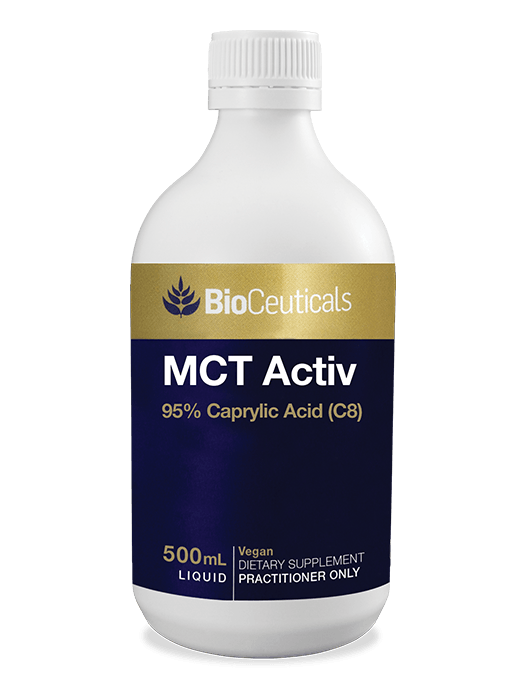 Bioceuticals MCT Activ Oil Supplement Bioceuticals Pty Ltd