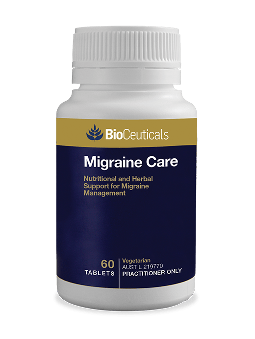 Bioceuticals Migraine Care Supplement Bioceuticals Pty Ltd
