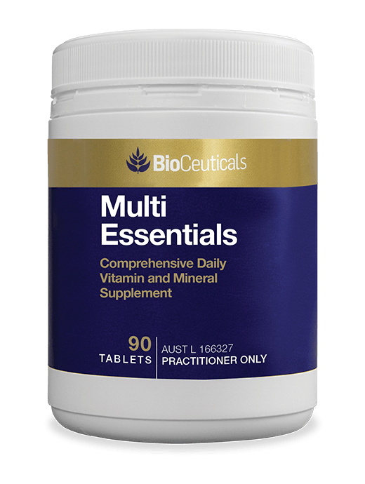 Bioceuticals Multi Essentials Supplement Bioceuticals Pty Ltd