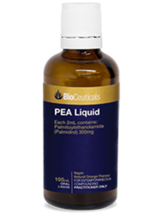 Bioceuticals PEA liquid Supplement Bioceuticals Pty Ltd