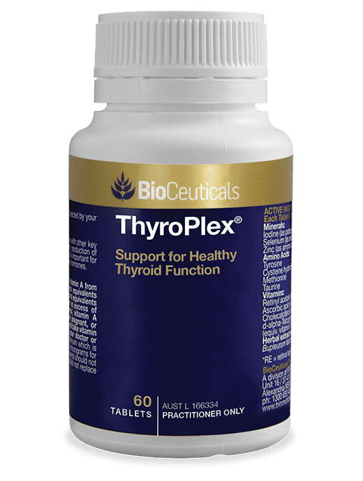 Bioceuticals ThyroPlex Supplement Bioceuticals Pty Ltd