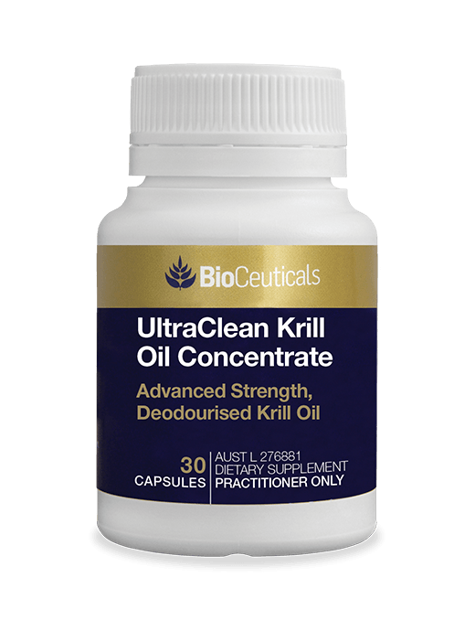 Bioceuticals UltraClean Krill Oil Concentrate Supplement Bioceuticals Pty Ltd